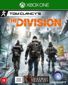 Jogo Tom Clancy`s: The Division - Xbox One