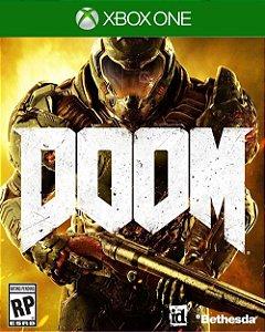 Jogo Doom - Xbox One