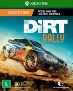 Jogo Dirt Rally - Xbox One