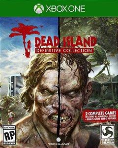 Jogo Dead Island: Definitive Collection - Xbox One
