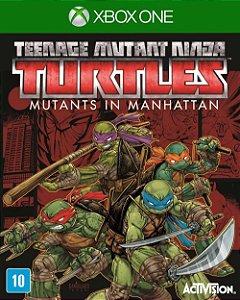 Jogo TMNT: Mutants in Manhattan - Xbox One