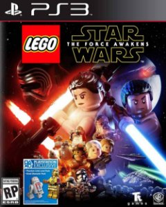 Jogo Lego Star Wars: The Force Awakens - PS3