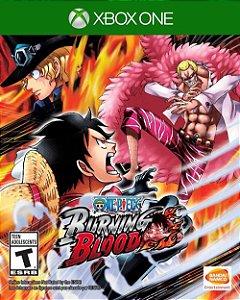 Jogo One Piece: Burning Blood - Xbox One