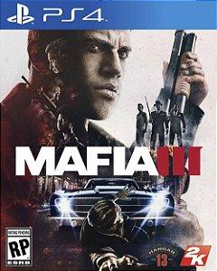 Jogo Mafia 3 - PS4