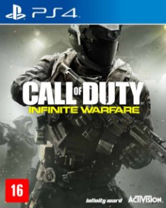 Jogo Call of Duty: Infinite Warfare - PS4
