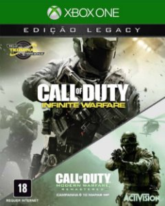 Jogo Call of Duty: Infinite Warfare Legacy - Xbox One