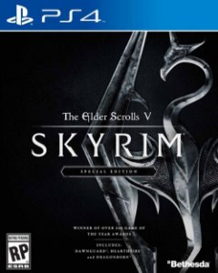 Jogo The Elder Scrolls V: Skyrim Special Edition - PS4