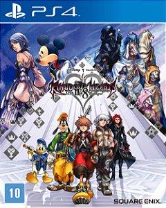 Jogo Kingdom Hearts: HD 2.8 Final Chapter Prologue - PS4