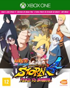 Jogo Naruto Shippuden: Ultimate Ninja Storm 4 Road To Boruto - Xbox One