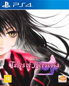 Jogo Tales Of Berseria - PS4