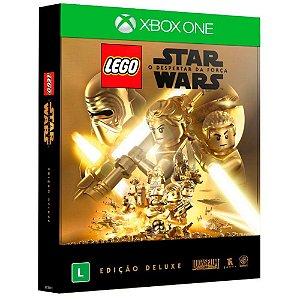 Jogo Lego Star Wars: O Despertar da Força Edição Deluxe - Xbox One