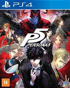 Jogo Persona 5 - PS4