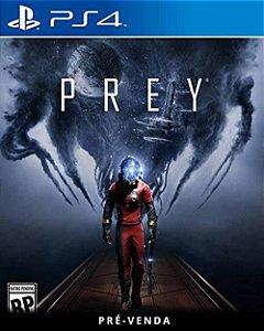 Jogo Prey - PS4 (Julho)