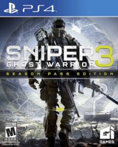 Jogo Sniper Ghost Warrior 3: Season Pass Edition - PS4