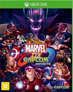 Jogo Marvel Vs Capcom Infinite - Ed Limitada - Xbox One