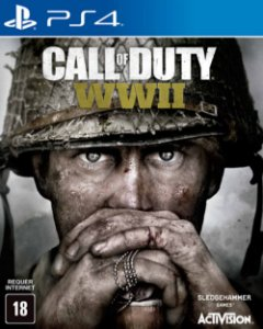 Jogo Call Of Duty - WW II - PS4
