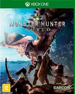 Jogo Monster Hunter World - One  (Janeiro)
