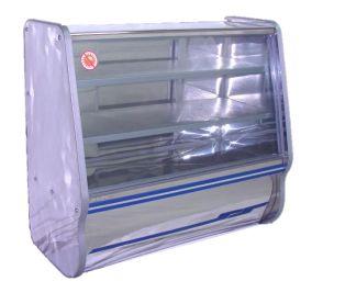 Balcão Refrigerado BUS 2.00 m Inox
