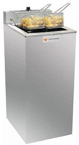 Fritadeira Elétrica Água e Óleo Inox 29 Litros SFAO6 220V