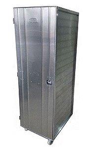 Armário de Pão 58x70 Alumínio
