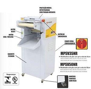 Modeladora de Pão 500 mm Venâncio