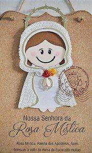 KIT 14 - Bom Pastor, Nossa Senhora da Rosa Mística, Nossa Senhora da Esperança, Virgem do Silêncio