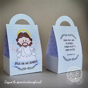SACOLINHA JESUS E AS CRIANÇAS
