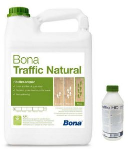 Bona Traffic Natural - 5 litros