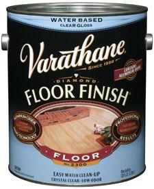 Varathane Floor Finish - 3,78 litros