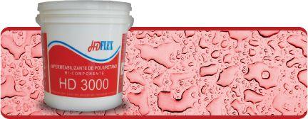 HDFLEX 3000 PU IMPERMEABILIZANTE