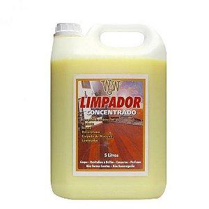 Limpador W&W para Pisos de Madeira 5 Litros