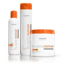 KIT PLÁSTICA CAPILAR PLASTIC REPAIR HAIR INJECTION MACPAUL