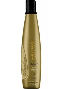 SILVER SHAMPOO BLOND SYSTEM ANEETHUN