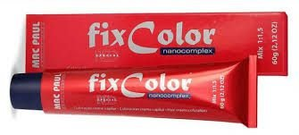 TINTURA FIX COLOR TONS VERMELHOS MACPAUL