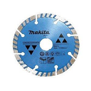 Disco Diamantado MAKITA Segm. 230mm Seco p/ ESMERILHADEIRA D-44345