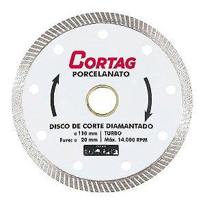 Disco Diamantado CORTAG Porcelanato