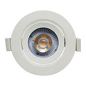 Spot Embutir 7W LED 3000K Redondo LEDBEE