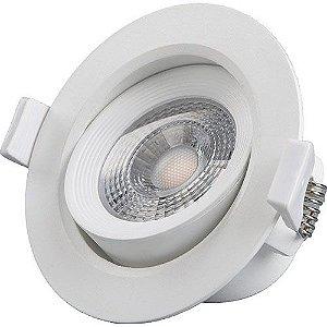 Spot Embutir 7W LED 6500K Redondo LEDBEE
