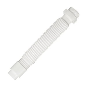 Sifão PVC Flexível AMANCO Pia Lavat. Amarelo Arruela PVC 10101