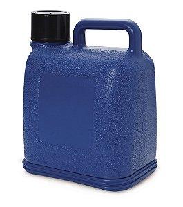 Botijão Termico 5 Litros GLOBALSOL Azul