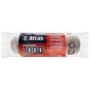 Rolo Lã ATLAS Pele 1A. 23cm s/ CABO 1000