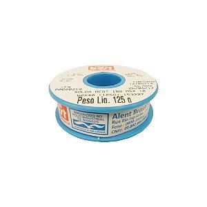Solda Carretel 1,0mm Azul 125gr BEST