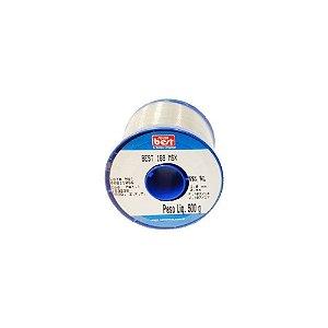 Solda Carretel 1,0mm Azul 500gr BEST