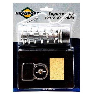 Suporte Ferro Soldar BRASFORT 8867