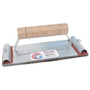 Lixadeira Manual de Aço Com Lixa Giraldi 12cm X 22cm