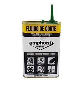 Fluido para Corte de metais 500 ml AMPHORA 201