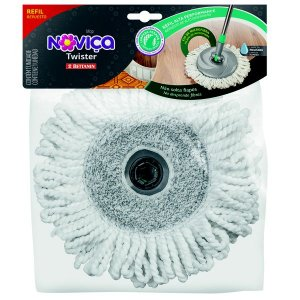 Refil Mop Absorvente Noviça Twister Bettanin BT190R