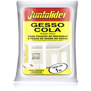 Gesso Cola Juntalider 6kg