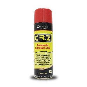 Crz Composto Galvanização A Frio Spray 300 Ml Quimatic l