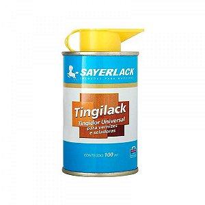 Tingidor De Verniz Tingilack Mogno 100ml - Sayerlack